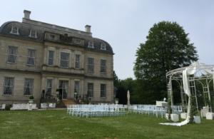 bruiloft huis de voorst