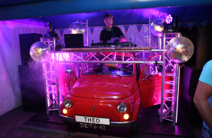 Drive-in show Fiat 500