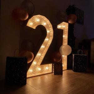 lichtcijfers 21 huren